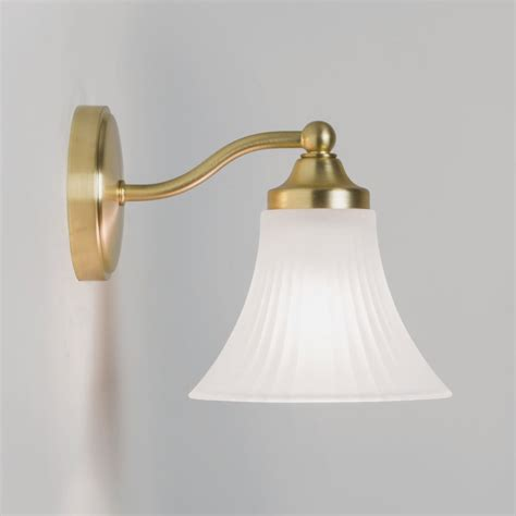 astro lighting 7569 nena matt gold ip44 bathroom wall light