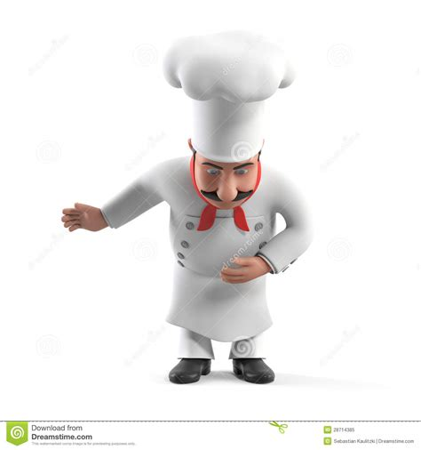 cuisine de chef chef de cuisine photo libre de droits image 28714385