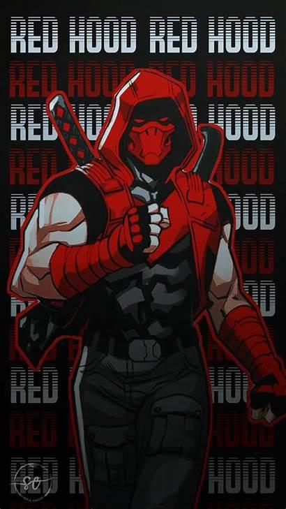 Hood Jason Todd Batman
