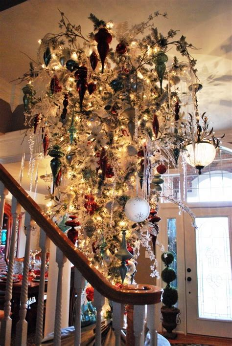 christmas chandelier decorating ideas   inspired luv