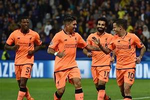 Liverpool Coast to 7-0 Win vs Maribor in Champions League ...