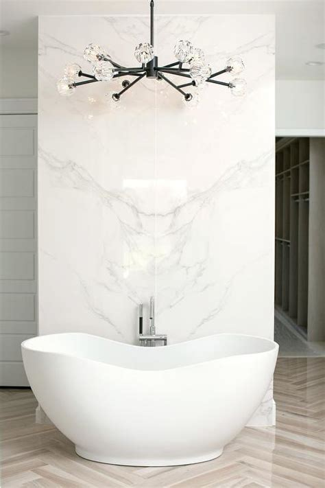 Modern Chandelier Bathtub by Chandelier Bathtub Design Ideas