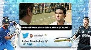 World, Cup, 2019, India, Bundled, Out, For, 179, In, Practice