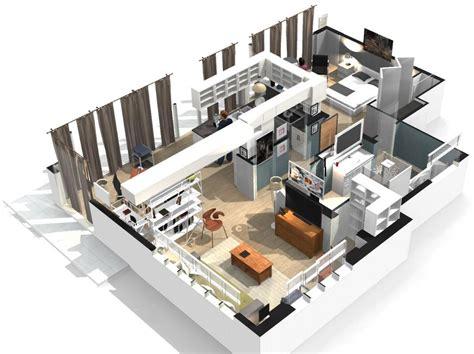Home By Me 3d : Visiter Les Appartements De