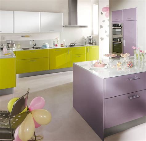 cuisine en couleur envie d une cuisine en couleurs galerie photos d 39 article
