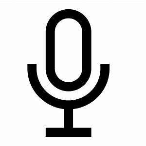 Microphone Icon - Free Download at Icons8
