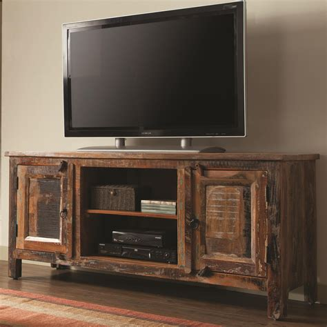accent cabinets reclaimed wood tv stand quality