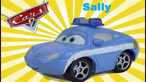 Sally Disney Cars 2 Sally Mini Adventures Radiator Springs