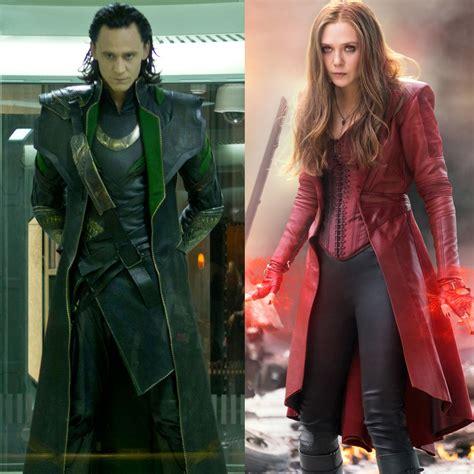 Loki And Scarlet Witch Tv Show Details Popsugar