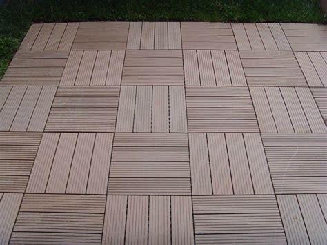 wpc diy easy installation decking tile edt meisen