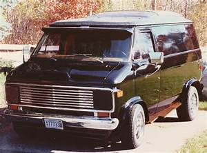 Phil Spruit 1975 Chevy Van Past Configurations