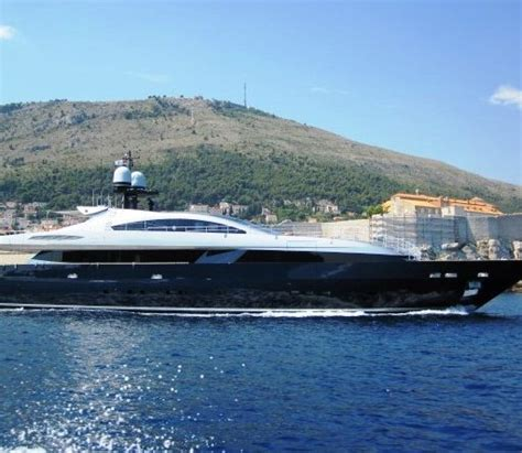 lucky  yacht  sale baglietto luxury yacht