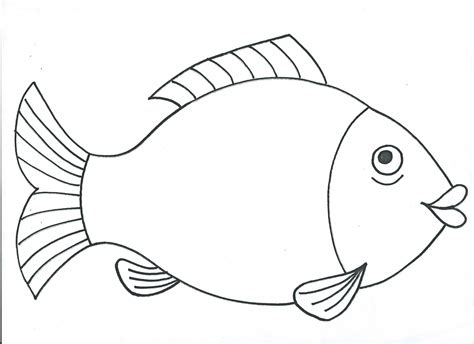 contoh mewarnai gambar ikan