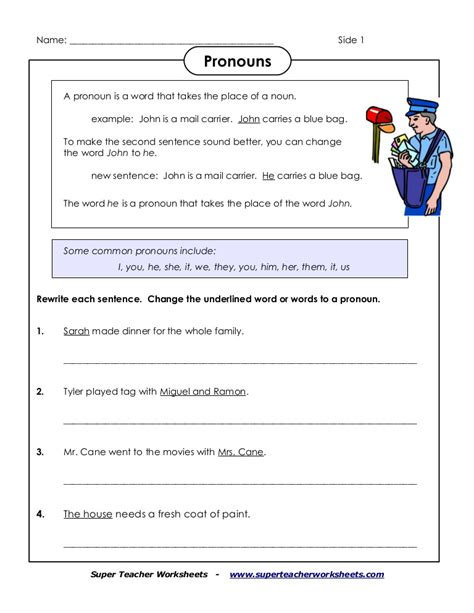 worksheets and answer for teachers kidz activities