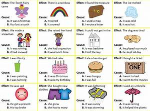 Cause And Effect Worksheets For 1St Grade Free Worksheets ...