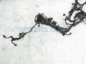 2017 Honda Civic Engine Wire Harness Type