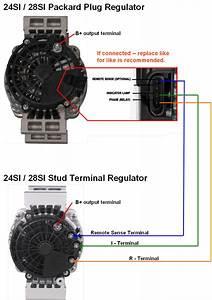 19020901 24si New Alternator