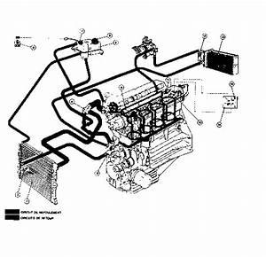 Circuit De Refroidissement Moteur : le circuit de refroidissement comporte ~ Gottalentnigeria.com Avis de Voitures