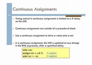 Verilog wire assignment