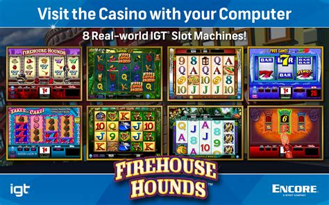 Igt Slots Firehouse Hounds 8-pack
