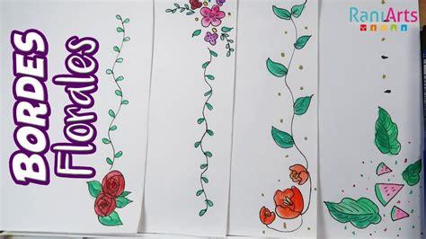 Alibaba.com ofrece los productos 17870 decoraciones en hojas blancas. BORDES / MÁRGENES FLORALES!!! (Decora tus apuntes o cartas) - YouTube
