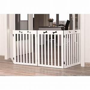Barriere De Securite Escalier : trixie barri re de s curit 4 pi ces 60 160x75 cm ~ Melissatoandfro.com Idées de Décoration