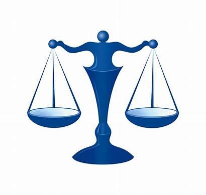 Clipart Balance Litigation Scales Justice Background Transparent
