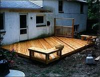 ground level deck plans Ground Level Decks Ground Level Deck Design Tool – simplir.me