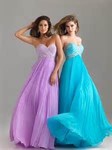 turquoise and purple bridesmaid dresses edresseshop 五月 2012