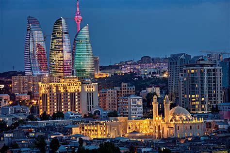 Night baku tour / ночной бакинский тур. Big in Baku - The New York Times