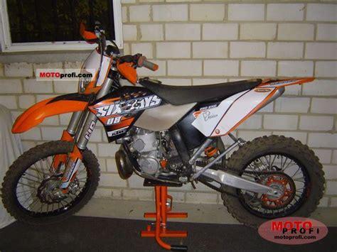 2009 Ktm 300 Exc Six Days