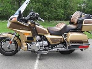 1985 Goldwing Ltd Gl1200