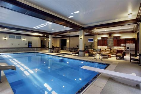 Pool Design, Swimming Pool, Indoor Swimming Pool , Indool
