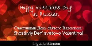 Russian Phrases: 15 Love Phrases for Valentine's Day & More
