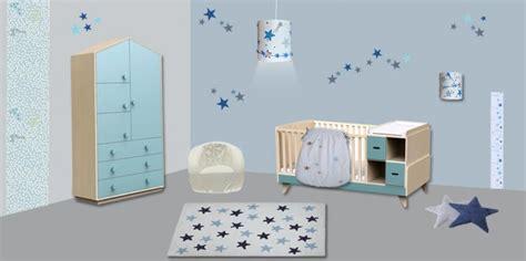 chambre bebe theme etoile deco chambre bebe theme banquise visuel 8