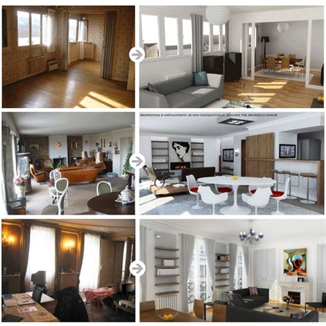 exemples de r 233 alisations avant apr 232 s avec home staging 3d home staging r 233 am 233 nagement