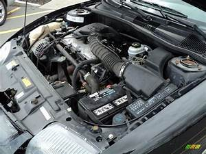 2001 Pontiac Sunfire Se Coupe 2 2 Liter Inline 4 Cylinder