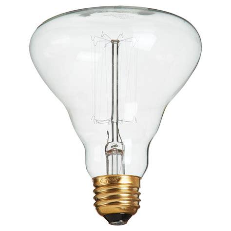 globe 40w incandescent vintage style b30 light bulb