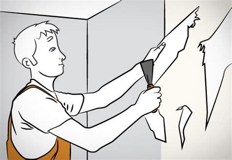 tapeten entfernen tricks tapeten entfernen dieser trick hilft alte tapete entfernen so fliegen