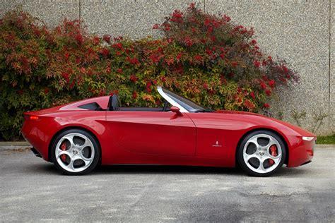 New Alfa Romeo Spider by Alfa Romeo S 2010 2014 Product Plans Include New Giulia