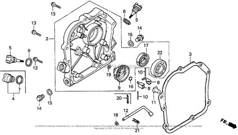 Honda Engines Qaf Engine Jpn Vin