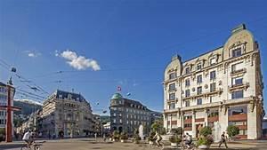 Place Centrale  Biel  Bienne