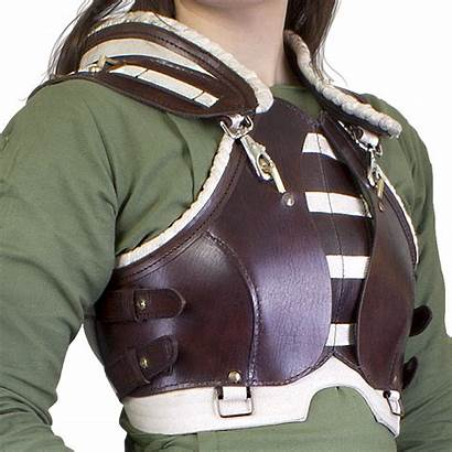 Female Rogue Armour Leather Larp Medieval Clothing