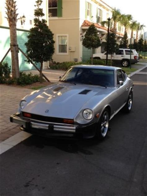 1977 Datsun 280z Parts by Purchase Used 1977 Datsun 280z Lowered Reserve Lots Of