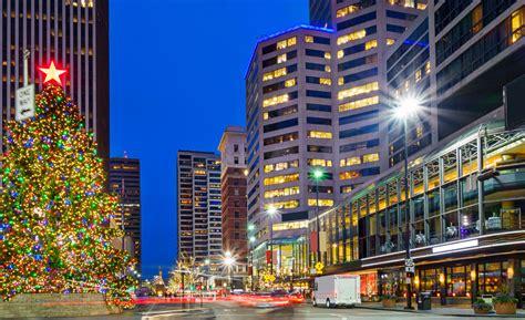 christmas lights in cincinnati ohio holiday things to do in cincinnati cincy rents blog