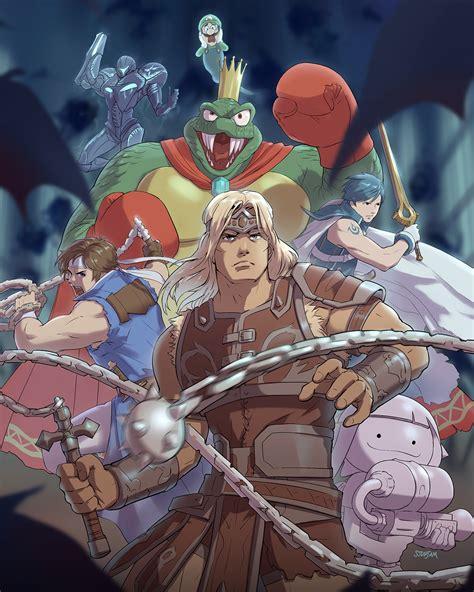 Smash Bros Anime Wallpaper - samus metroid zerochan anime image board