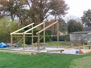 Construire Un Garage En Bois Soi Meme : construire un garage en bois sois meme maison franois fabie construire son garage en bois soi ~ Dallasstarsshop.com Idées de Décoration