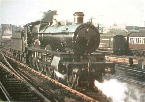 Birmingham Snow Hill - Grouping Period Locomotives: GWR 4 ...