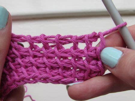 tunisian crochet yo increase tunisian crochet crochet