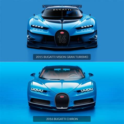 As the first luxury hyper sports car, we set standards at the time. Bugatti Chiron - Car Body Design